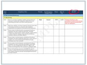 Compliance Program Template by User S Guide Building An Effective Compliance Program