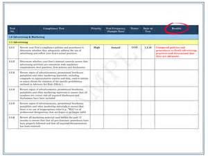 compliance program template user s guide building an effective compliance program