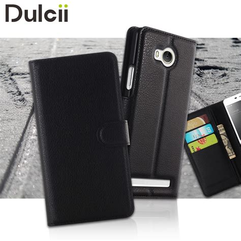 Lenovo S8 Play A5860 Leather Flip Cover Window Casing Sarung Unik for lenovo a5600 a5860 bag litchi pu leather wallet