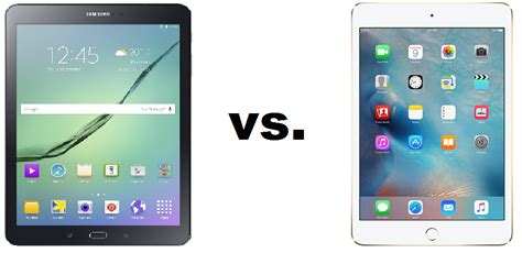 Samsung Tab S2 Mini samsung galaxy tab s2 vs mini 4 191 cu 225 l es mejor rwwes