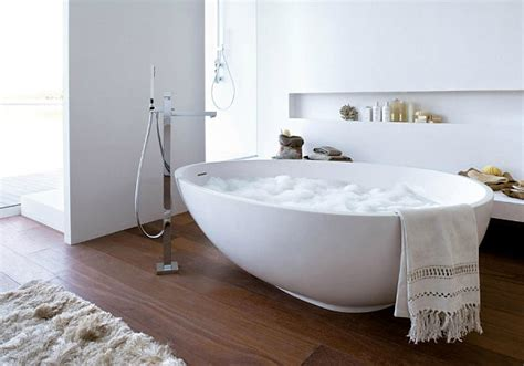 egg shaped bathtub 20 contemporary bathroom tubs for a soothing experience