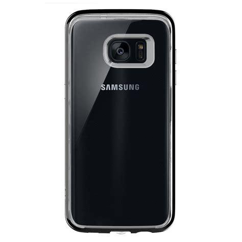 Spigen For Galaxy S7 Edge Neo Hybrid Black Pearl 5 spigen 174 neo hybrid crystal 556cs21155 samsung galaxy s7 edge black pearl spaceboy