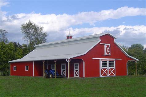 barn like homes red exterior homes paint the town modern house designs
