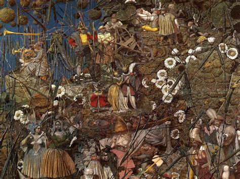 by the fairy fellers masterstroke richard dadd paris review daily blog writers poets artists paris