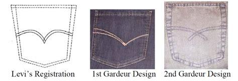 Levis Sues Competitors Pocket Design levi strauss sues gardeur pocket stitching designs on