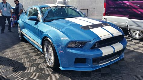 custom s197 mustang sema s197 mustangs safety stance