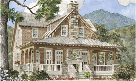 southern living cabin plans southern living house plans with porches cabin house plans