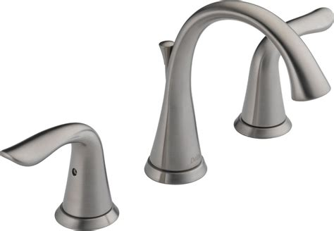 Delta Plumbing by Faucet 3538 Ssmpu Dst In Brilliance Stainless By Delta