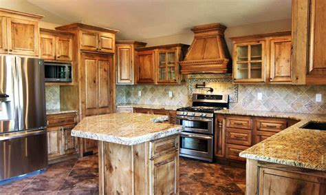 natural wood kitchen cabinets gallery castlerock homes custom homes in east idaho