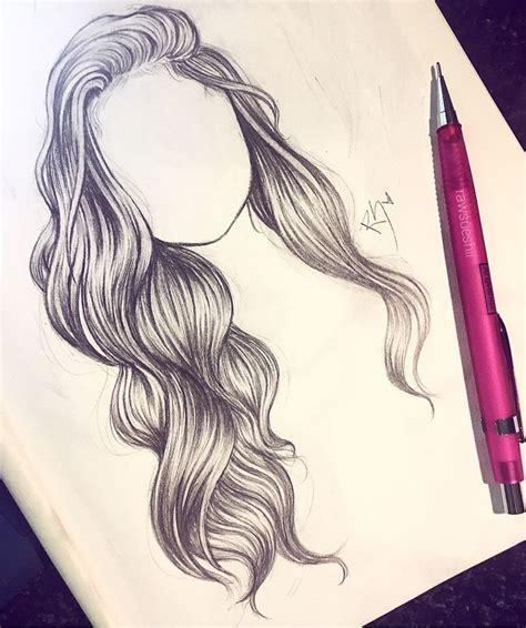 hairstyles drawings pinterest m 225 s de 25 ideas incre 237 bles sobre dibujar cabello en