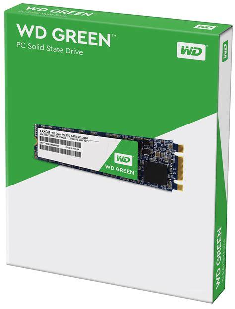 Wdc Ssd Green 240gb Berkualitas wds240g1g0b wd green ssd m 2 240gb sata bei reichelt elektronik