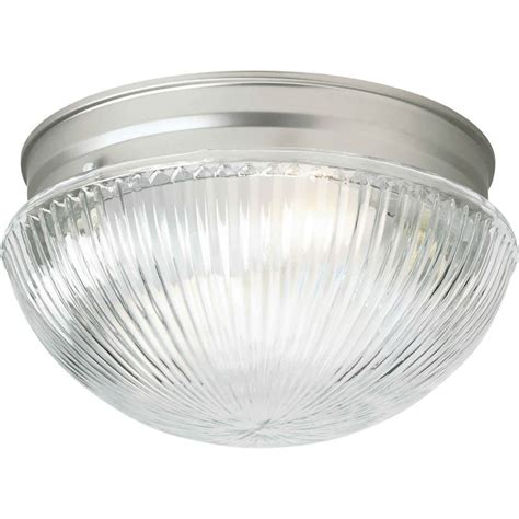 filament design burton 2 light ceiling brushed nickel