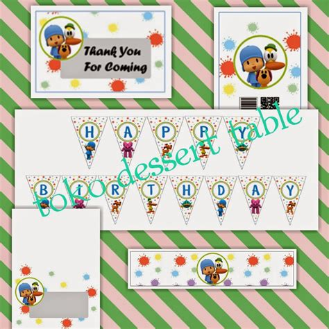 Set Ultah Tema Jungle toko dessert table harga paket dessert table