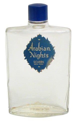 Parfum Arabian Nights scherk arabian nights perfume duftbeschreibung