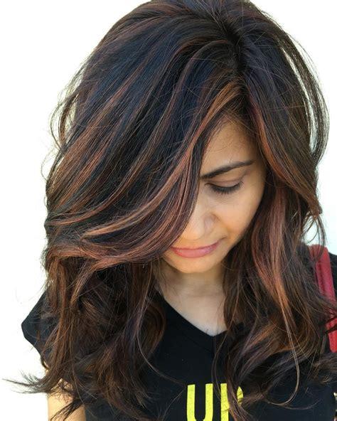 indian skin hair color рыжее мелирование на рыжие волосы 50 фото
