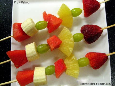 fruit kabobs fruit kabobs for a