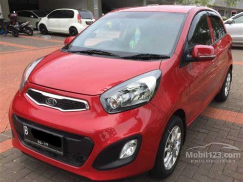Karpet Mobil Picanto jual mobil kia picanto 2012 se 3 1 2 di banten manual hatchback merah rp 90 000 000 3709661