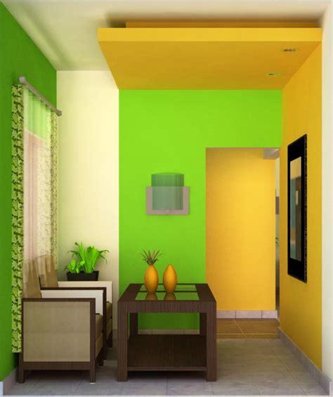 warna cat  rumah minimalis sederhana motif minimalis