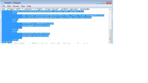 rumus membuat link di html mahbub menyisipkan gambar link frame tabel dan form