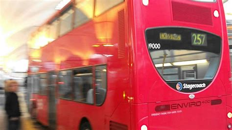 london bus route   stratford bus station youtube