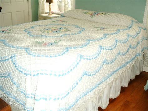 Where To Buy Bedspreads Chenille Bedspread Crafts
