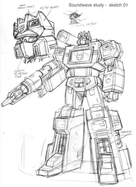 ahm soundwave by guidoguidi on deviantart