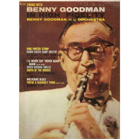 swing benny goodman swing with benny goodman and his orchestra by benny