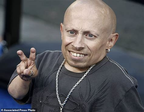 Comedian Dead In La by Actor Verne Troyer From Powers Dead At 49