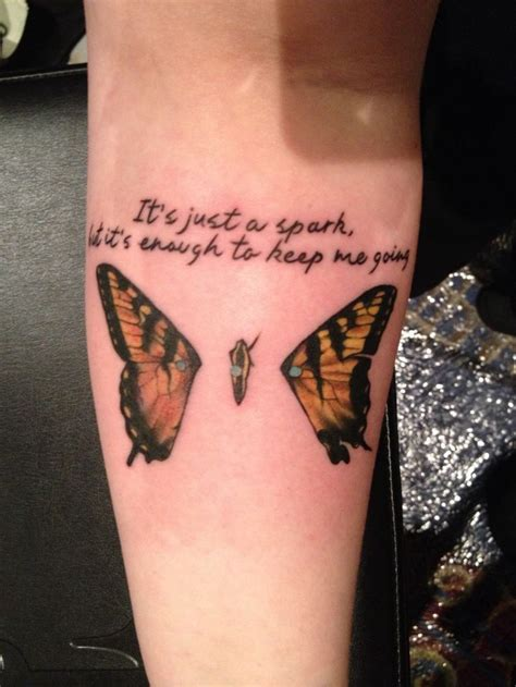 paramore tattoos paramore last lyrics i cannot wait to get a