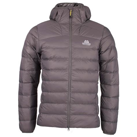 mountain design down jacket mountain equipment skyline hooded jacket down jacket men