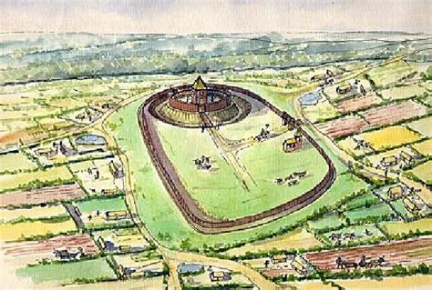 96 best images about motte and bailey on