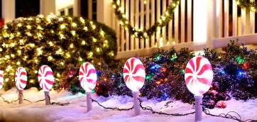 In time for christmas outdoor christmas decorations