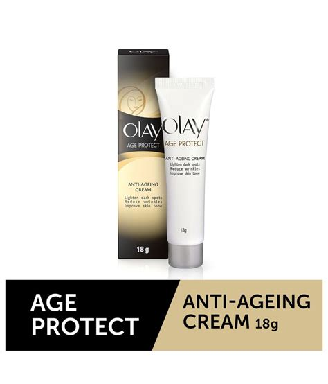 Olay Age Protect olay age protect anti ageing skin moisturizer 18g buy olay age protect anti ageing skin