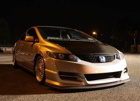 honda civic dr  polyurethane front lip sport compact auto import performance