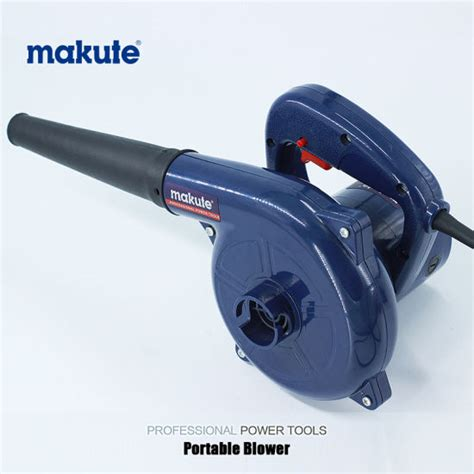 high power electric leaf blower china makute power tool 600w variable speed electric leaf