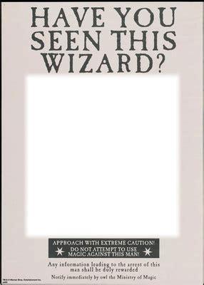 photo montage have you seen this wizard pixiz