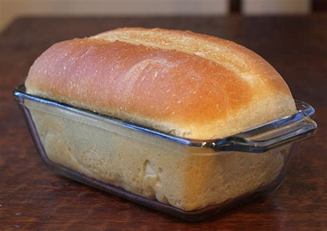 fluffy white bread great for sandwiches the