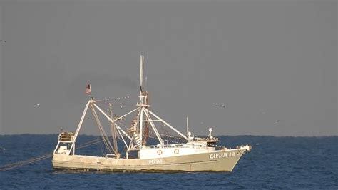 shrimp boat captain shrimp boat captain ab off of flagler beach fl on 1 30
