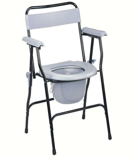 Toilet Chairs For Adults In India by Eks Commode Chair Buy Eks Commode Chair At Best Prices In