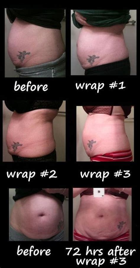 Detox Belly Wrap Reviews by It Works Contouring Detox Applicator Review Sweepstakes