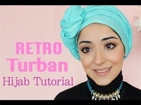 tutorial turban shawl youtube 143 best images about hat styled hijab on pinterest