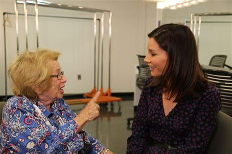 stay or go dr ruth s for real relationships books dr ruth on real biz with jarvis abc news