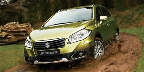 Suzuki X Indonesia Suzuki S Cross Siap Jadi Model Kedua Untuk Indonesia