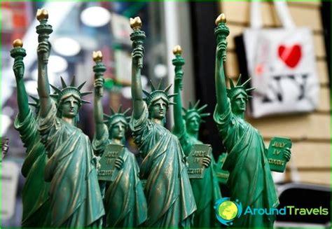 Souvenir Amerika Kaos Usa Liberty 4 qu 233 comprar en nueva york qu 233 traer de nueva york regalos moda