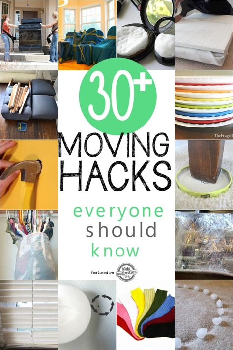 moving and packing hacks moving house packing ideas house ideas