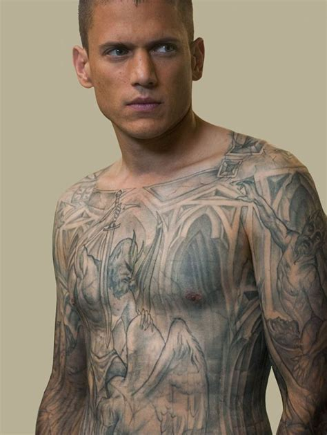 prison break tattoo 25 best ideas about michael scofield on