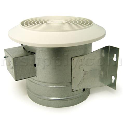 vertical discharge bathroom fan buy broan model 673 vertical discharge fan broan nutone 673