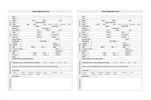 patient chart template patient chart template 10 free sle exle format