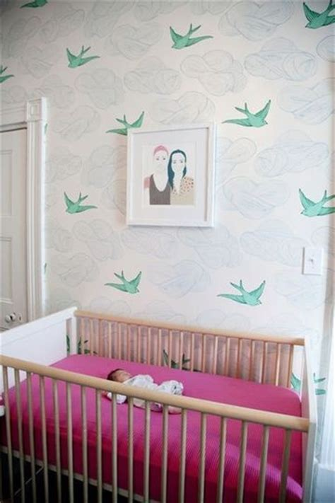 wallpaper for nursery lovely shelter nursery wallpaper for my new baby