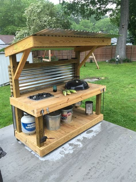 25 best ideas about simple best 25 simple outdoor kitchen ideas on outdoor